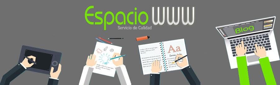 Hosting y Alojamiento Web, Nombres de Dominio Espacio WWW