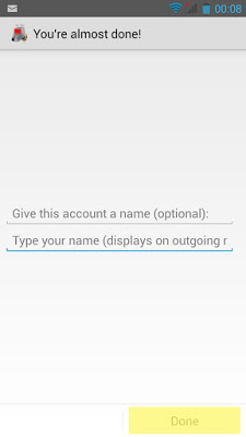 Configuración correo Pop3 en Android - paso9