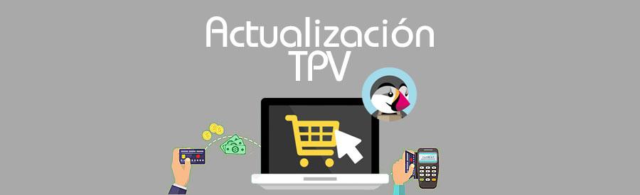 Actualizaciones gratuitas de TPV para el sistema RedSys