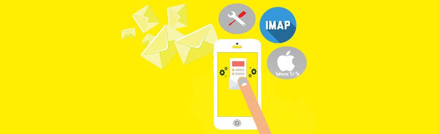 ¿ Cómo configurar una cuenta de correo IMAP en Iphone 5 / 5s ?