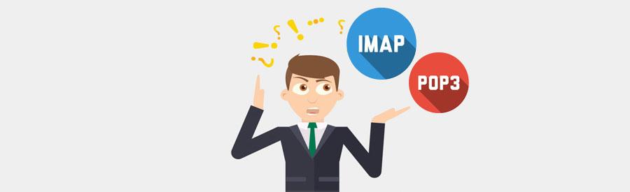 Diferencias entre cuentas de correo POP e IMAP