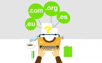 Nombres de dominio en Espacio WWW. Preguntas frecuentes.