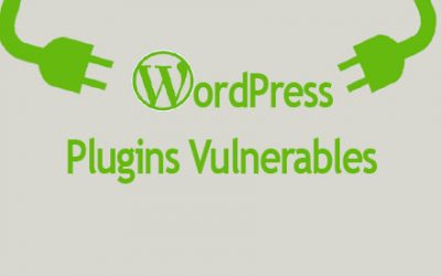 Plugins de WordPress con vulnerabilidades frente a ataques
