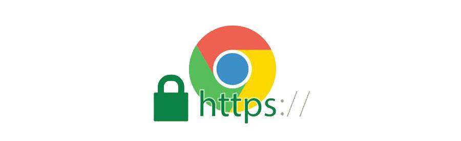 """Aviso de Google sobre """"páginas no seguras"""""""