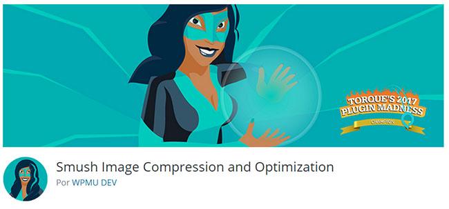Plugin optimización imágenes WordPress